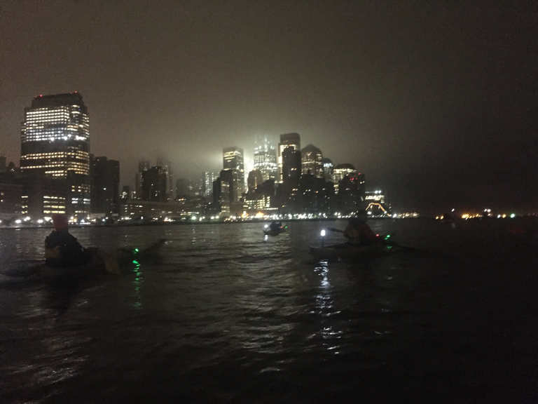 Manhattan Circ, October 1-2, 2016: In the Hudson
