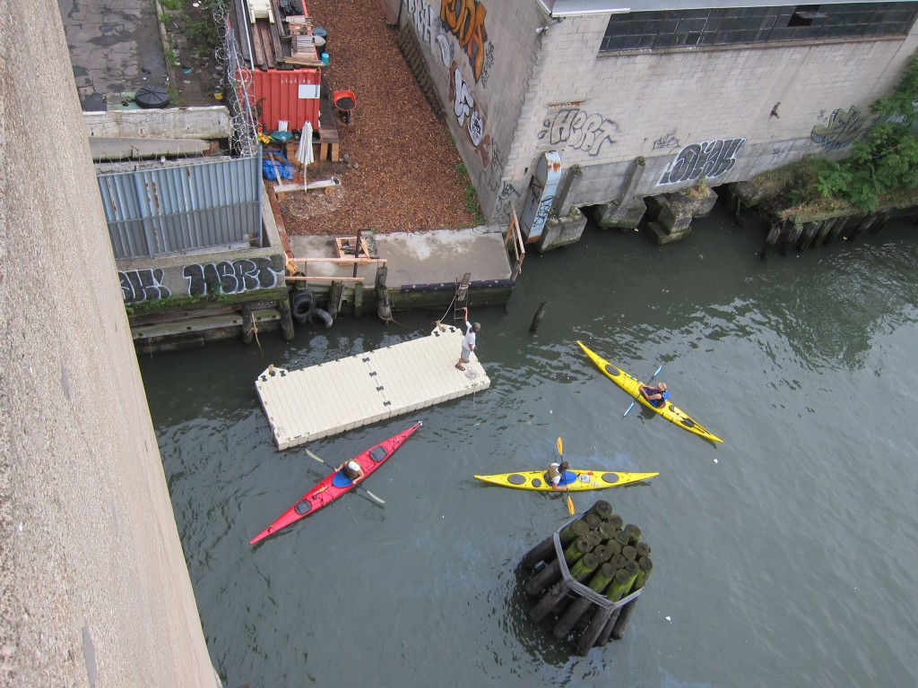 Pulaski-Bridge-Broadway-Stages-Boatyard-Kayak-Launch-Newtown-Creek
