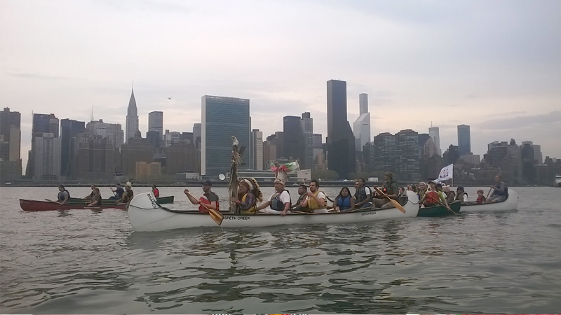 Global  Canoe and the NBBC