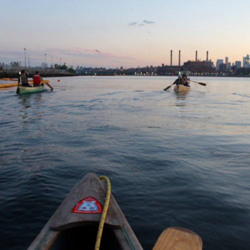 Bushwick Inlet Paddle, August 8, 2016