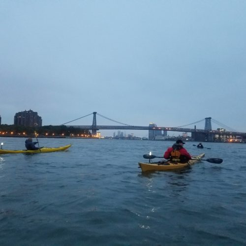 Manhattan Circ, October 1-2, 2016: Back to the East River