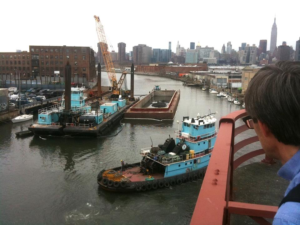 photo courtesy of Newtown Creek Alliance