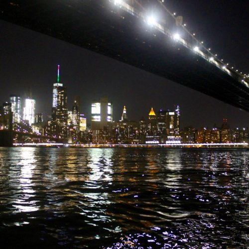 City Lights DUMBO trip, August 24, 2016